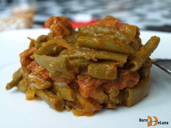 Judias verdes cocinar en casa es - Judias con chorizo y patatas ...